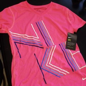 Other - Girls Nike Dri fit tee
